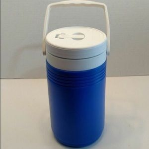 Coleman Blue Cooler Portable Insulated Water Jug💧